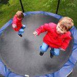 Los mejores trampolines para niños