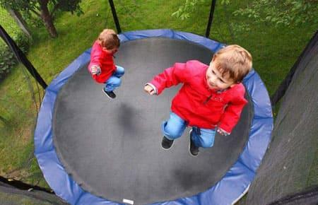 Los Mejores Trampolines para Niños ( Camas Elásticas )