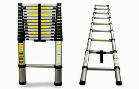 Las mejores escaleras de aluminio